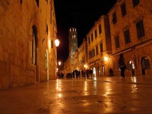 Dubrovnik main street