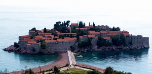 Sveti Stephan island