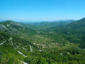 From Cetinje to Podgorica
